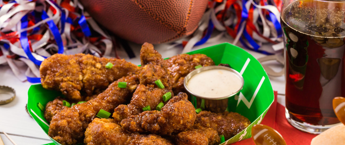 Super Bowl Party Catering